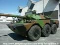 SAGAIE AMX10RC - Equipement en matériels et véhicules militaires