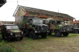 P4 GBC8KT - Equipement en matériels et véhicules militaires