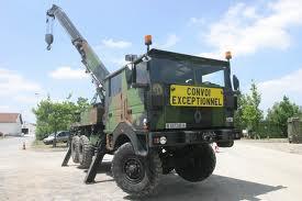 TRM10000 - Equipement en matériels et véhicules militaires