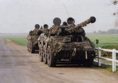 VBC 90 CHAR MILITAIRE - Equipement en matériels et véhicules militaires